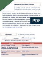 Deteccion Precoz de Lectura y Escritura TERMINADO