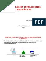 Clase 5 Calculos en Redes Neumáticas
