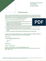 Sample - Work Reference Letter