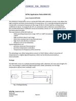 Appnote Axan-101 Rktv206