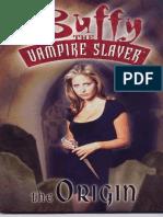 Buffy - The Origin