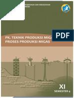 Teknik Produksi Migas Proses Produksi Migas