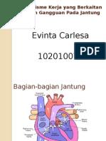 mekanisme kerja jantung