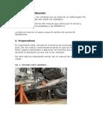 Correa de Distribución VW