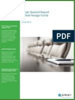 Preqin Special Report Activist Hedge Funds June 14