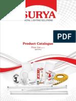 Surya Light Pricelist