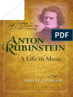 Anton Rubinstein - A Life in Music