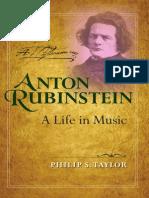 Anton Rubinstein - A Life in Music