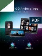 Horizon Go Android App Benutzerhandbuch