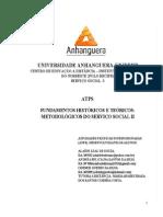 Atps- Fundamentos Históricos e Teóricos-metodológicos Do Serviço Social Ll