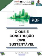 O que é Construção Civil Sustentável