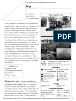 Russo-Japanese War - Simple English Wikipedia, The Free Encyclopedia