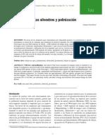 Abjas Silvestres y Polinizacion