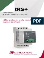 Convertidor MB a Ethernet