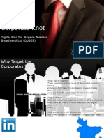 LinkedIn Promoton Plan