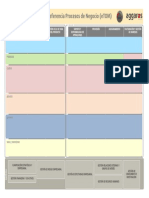 TM Forum Poster Business Process Framework 14.5 Spanish
