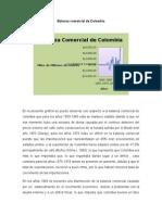Balanza Comercial de Colombia mary