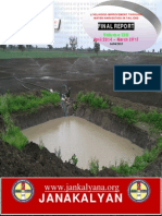 Livelihood Improvement through Water Harvesting in Gadag District by Janakalyan