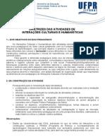 UFPR Diretrizes ICH