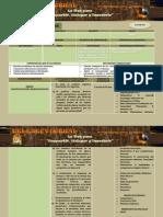 Plan de Clase de la Asignatura de Matemáticas II Sec. 5
