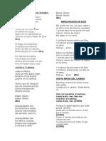 Canciones Para Rosario