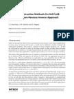 Image Reconstruction Methods for MATLAB
