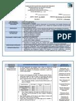 Planeación Didactica (Segundo Grado) Secuencia 6
