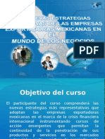 Presentación sobre empresas mexicanas