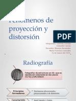 Fenómenos de Proyección y Distorsión MODIFICADO