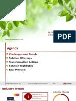 SC1001 Huawei SmartCare CEM SOC Solutions Master Slides(Technical) v2.8 20140616