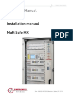 NOSP0015939 01 MultiSafe Installation Manual Eng