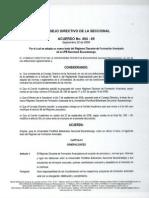 Reglamento de Posgrados UPB - Bucaramanga