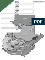 Idiomas de Guate y Su Mapa Linguistico
