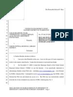 Bradburn et al v. North Central Regional Library District - Document No. 55