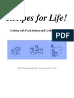 Recipes for Life!