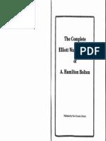 The Complete Elliott Wave Writings (1994) - Robert Prechter