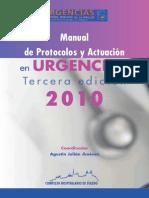 Manual de protocolos y actuación en Urgencias.pdf