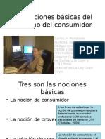 196 Las Nociones Basicas Del Derecho Del Consumo