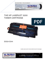 Hp 5200 Summit Web