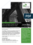 Your Company Needs Some Business-Book Book Clubs