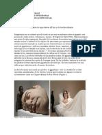 Julián González, Violación de Expectativas de La Vida Ordinaria