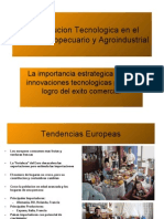 La Evolucion Tecnologica en El Sector Agropecuario