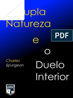A Dupla Natureza e o Duelo Interior PDF Spurgeon