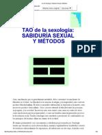 Tao de Sexología_ Sabiduría Sexual y Métodos.pdf