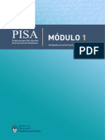 Modulo 1 Exámen PISA