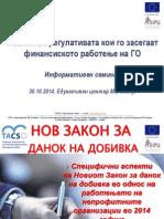 1 - TACSO - Danok Na Dobivka