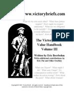 Victory Briefs Framework Pt 3