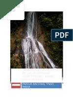 Calidad Microbiologica de Las Quebradas Quinceañera y Brisas Del Huallaga