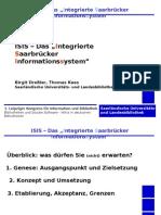 ISIS bid2007