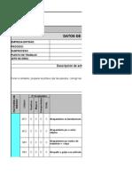 Matriz de Riesgo Doblador